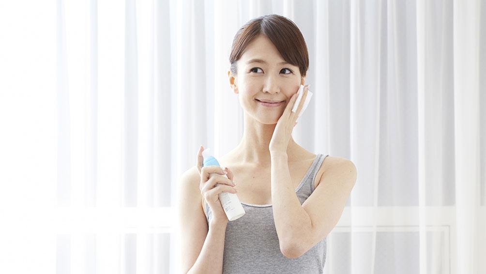 年齢に合った基礎化粧品選びはエイジングケアの第1歩!