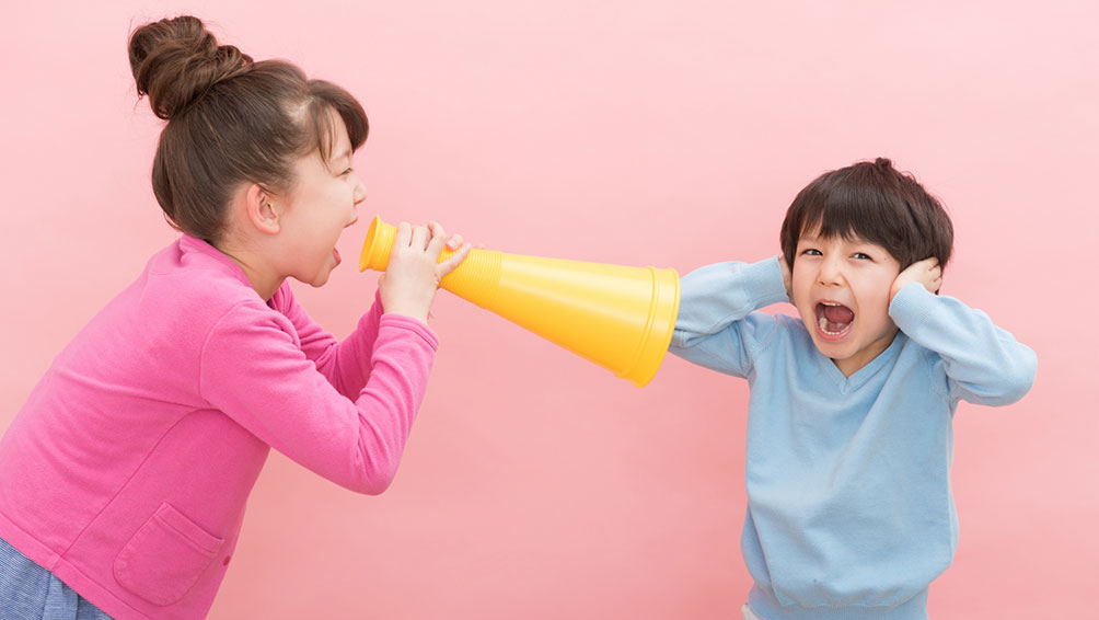 お友達関係のトラブル、保護者の理想的な対応とは?!