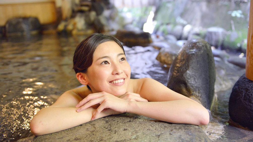 旅行の醍醐味、温泉には入れるの?