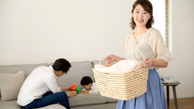 共働き世帯必見!家事・育児を夫婦でうまく分担する秘訣