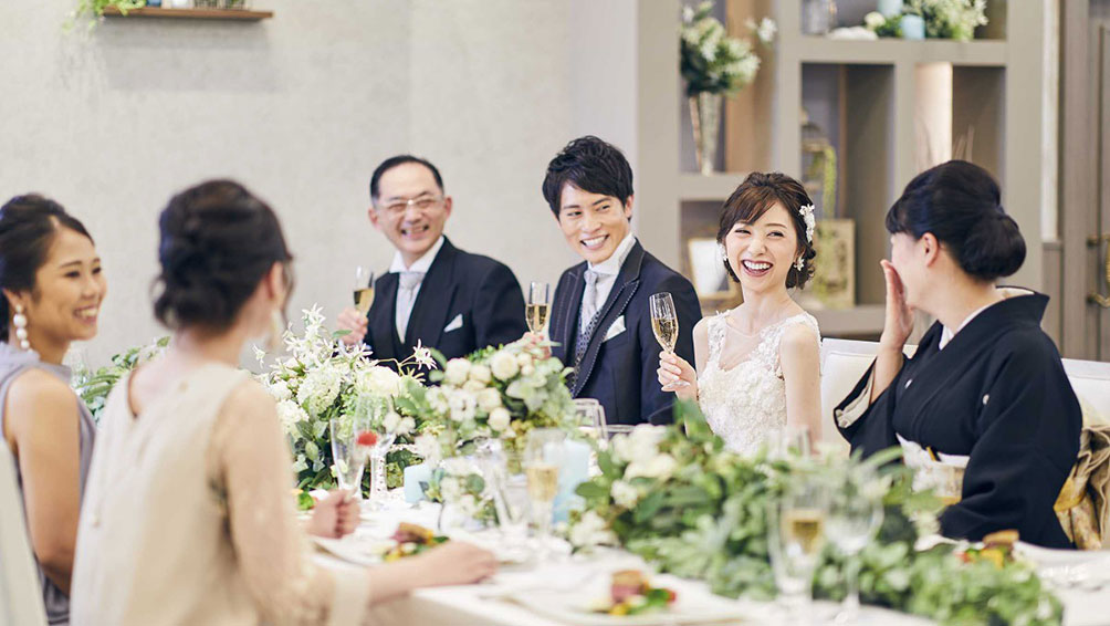 結婚式の家族や親戚のマナーは?立場別にご紹介!